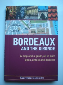 BORDEAUX MAP and GUIDE BOOKLET