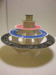 view of 3D design process model
